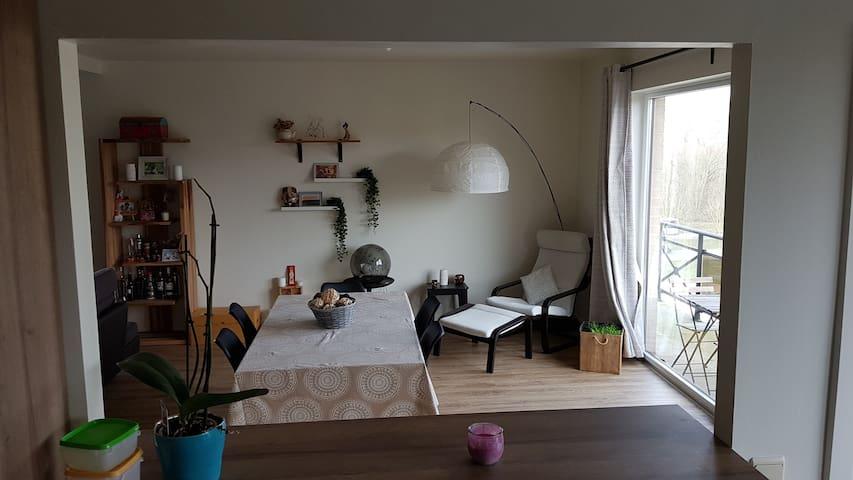 Anderlecht: appartement calme parfait pour famille