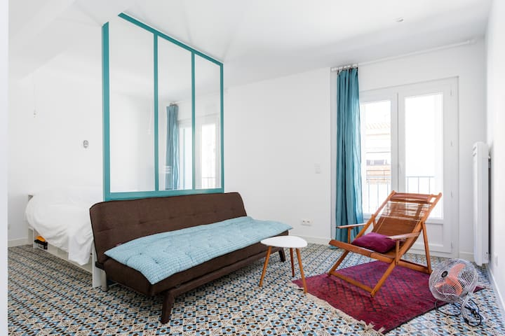 Appartement neuf design centre village de pecheurs - Gruissan - Appartement