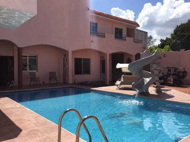 38A - Escape the city and relax in comfort - Chetumal - Bed & Breakfast