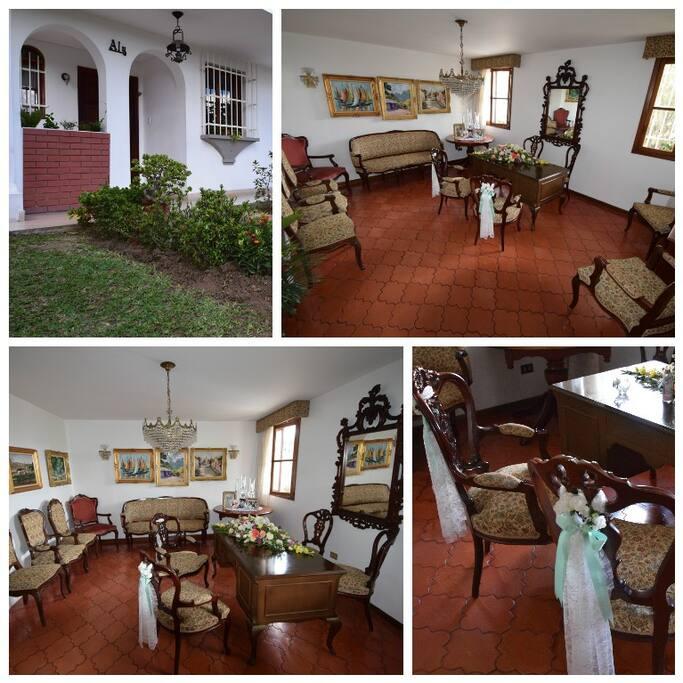 Galería de imágenes varias de la Casa