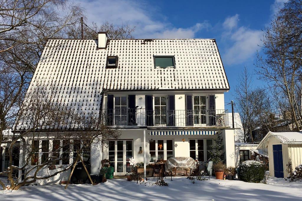 Beautiful winter day!