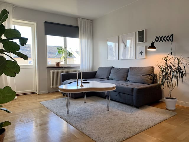 Lovely and cozy apartment near Vättern.