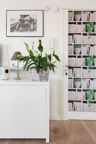 'Apartment is small but really lovely' (Marion, Sept'18)
