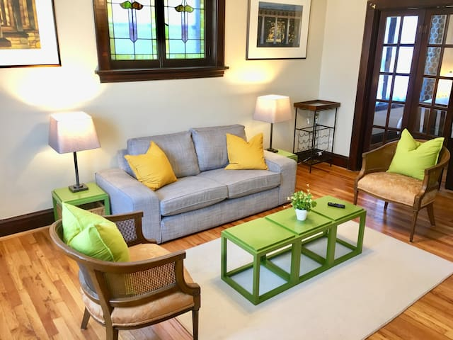 1930s Light filled renovated masterpiece