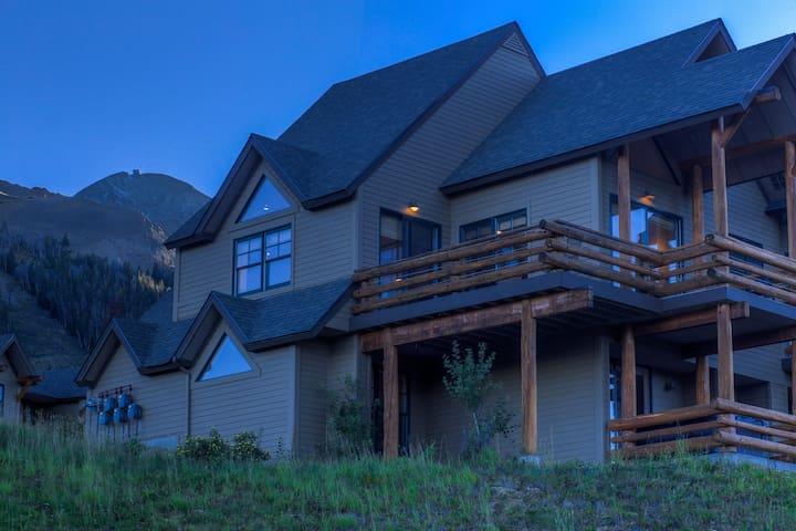 Saddle Ridge Townhome D-1 - Big Sky - Huis