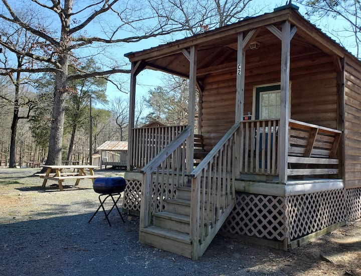 Norwood Campground Cabin 2