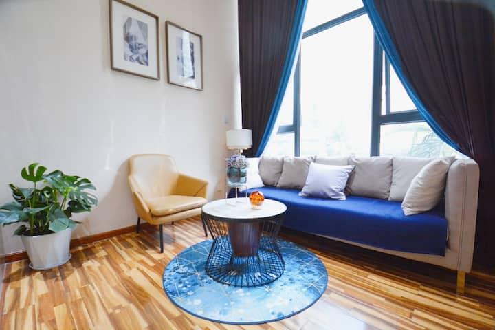【唯梵·艾达的梦】罗湖口岸|水贝珠宝城loft公寓