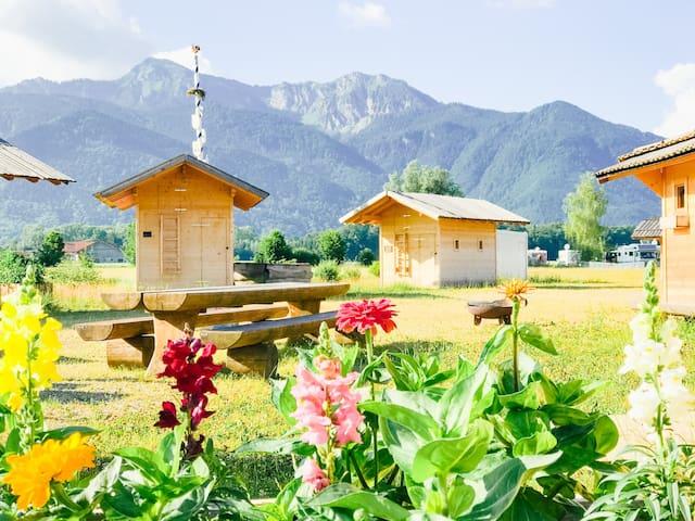 Almhütten Achental - Hütte Almau