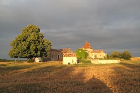 A stunning French Pigeonnaire - Saint-Eutrope-de-Born - Casa