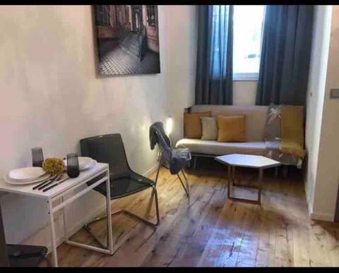 Apartment in einem preisgekrönten Jugendstil Haus