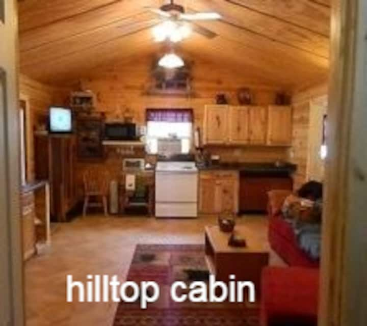 Smoky Mtn. HILLTOP cabin.  Near lake & hikes