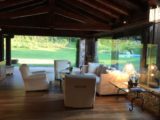 A living dream in the nature - Castello