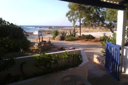 Eleni's beach guest house