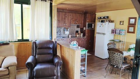 Apartamento acolhedor e encantador numa aldeia da Ribeira Sacra
