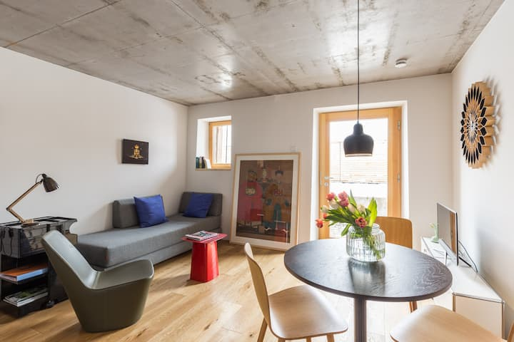 Boutique-Apartment in 200-year old barn