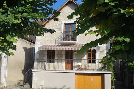 Charming 5 Bedroom House - Vincelottes - Casa