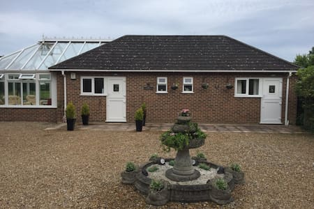 Luxury Retreat 5 Minutes From Canterbury City - Kent - Bungalow