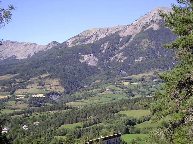 studio vacance à la montagne