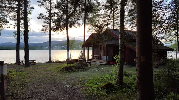 a cosy outdoors place close to Oslo Airport