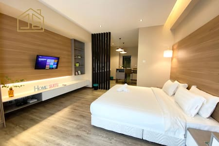 Homesuite AS#13 | 8-minute drive to Imago mall