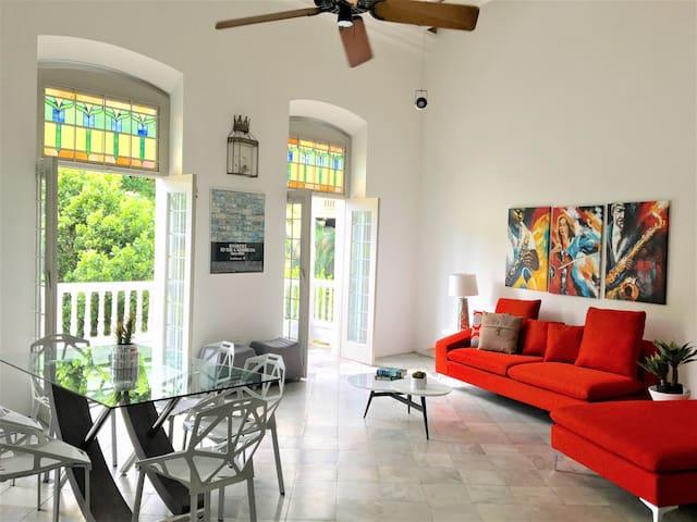 Old San Juan Historic Living Experience - San Juan - Apartament
