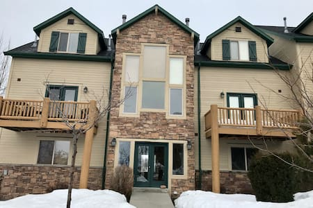 Deluxe 2 bedroom condo near Powder Mountain - Eden - Kondominium