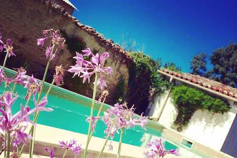 Magnifique gîte de luxe piscine privée 6 personnes