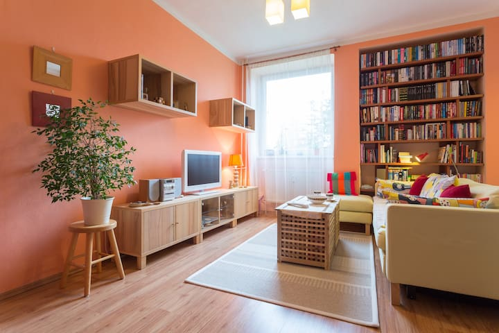 Cozy apartment near city centre - Poprad - อพาร์ทเมนท์