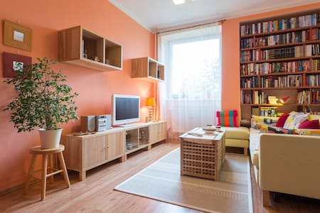 Cozy apartment near city centre - Poprad - Apartamento