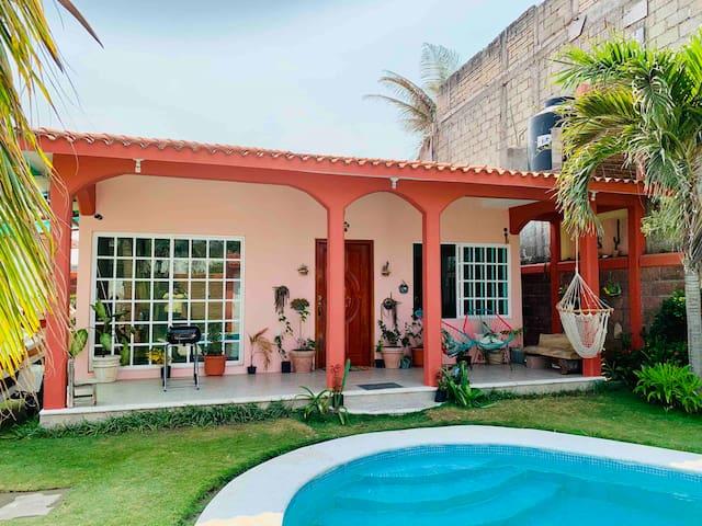 Casa Iguana -  para escapada de fin de semana