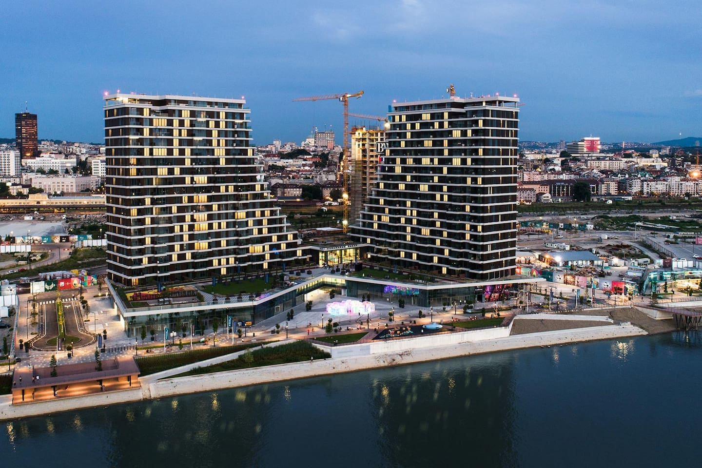 Belgrade Waterfront Residences