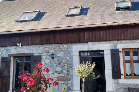 Maison de Charme tout confort dans les Pyrénées - Avezac-Prat-Lahitte - Ev