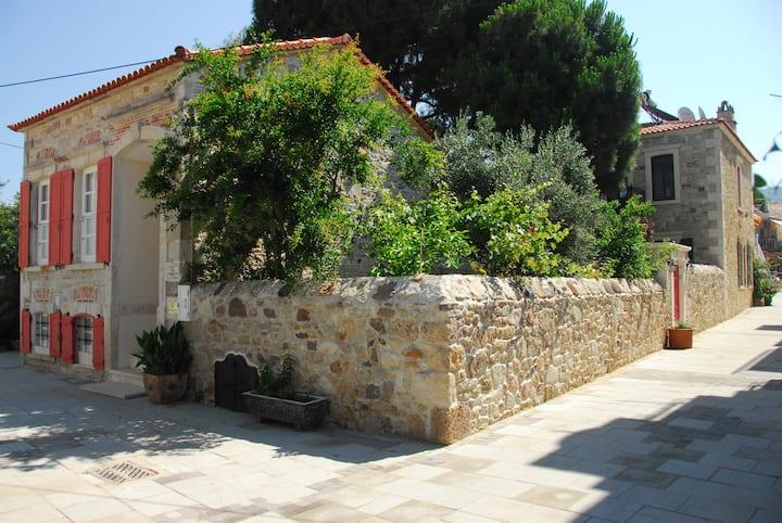 Foca Zangoc Evi (Sacristan House)