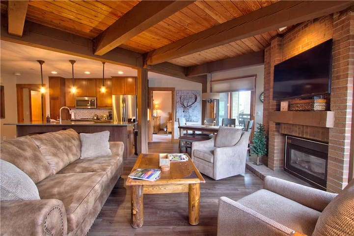 Discounted Steamboat Lift Tickets! Newly remodeled condo w/ convenient Steamboat location! - Lodge D 101