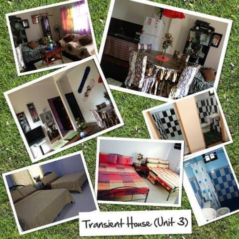 Group/Family Transient House - Alaminos City - Appartement