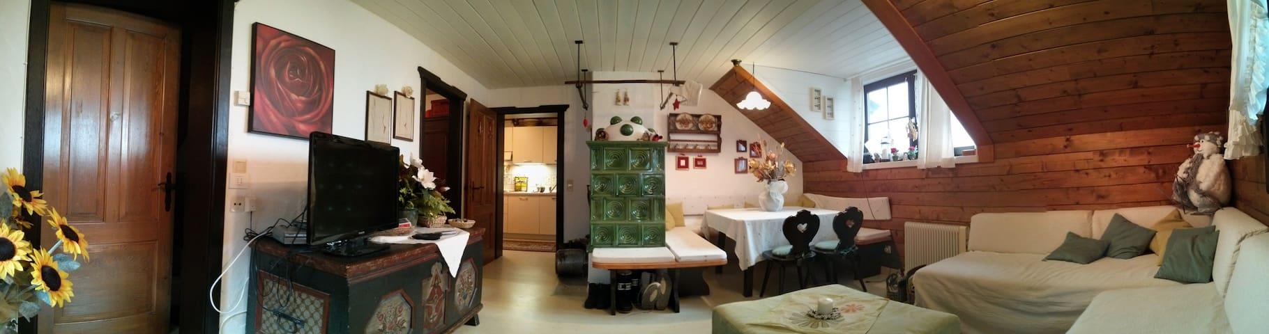 Nassfeld nest - Hermagor - Appartement