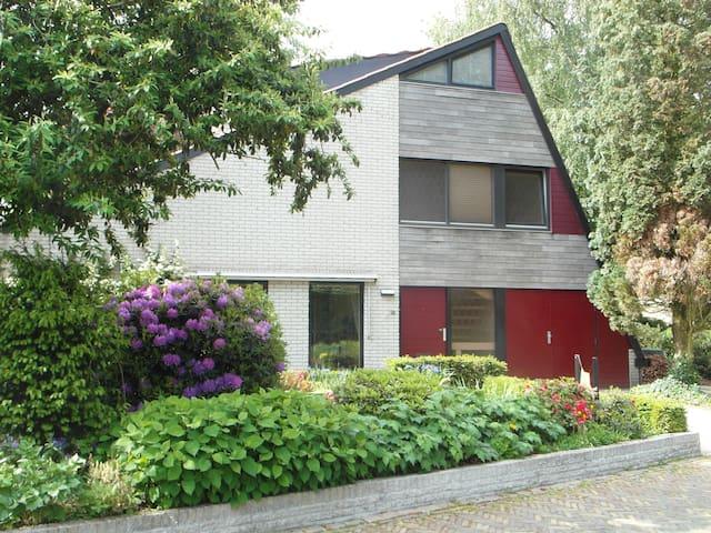 Boxmeer, riant woonhuis , randje Maasheggen - Boxmeer - บ้าน
