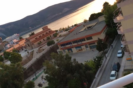 Apartment for a family,Igoumenitsa center sea view - Igoumenitsa - อพาร์ทเมนท์
