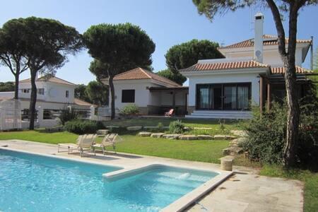 Villa en Huelva para 8 personas cerca de la playa - Nuevo Portil - House
