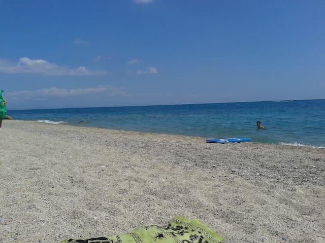 Bilocale presso Soverato - Isca Marina - Leilighet