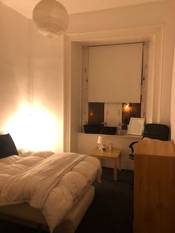 Lovely double room in excellent location