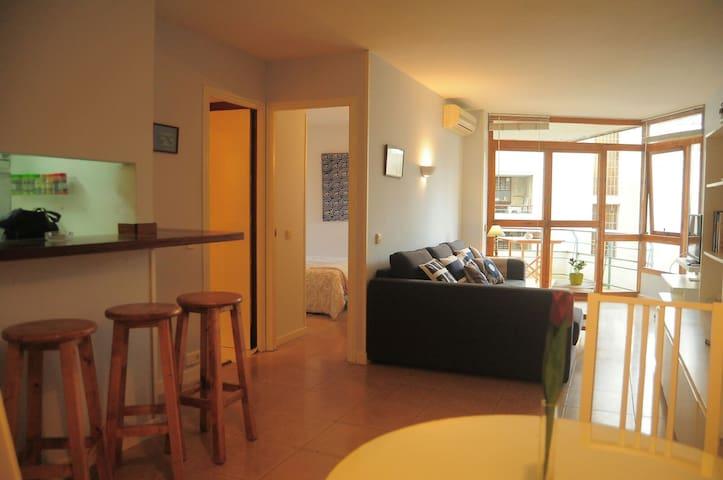 Apartamento frente al puerto - Palma - Apartemen