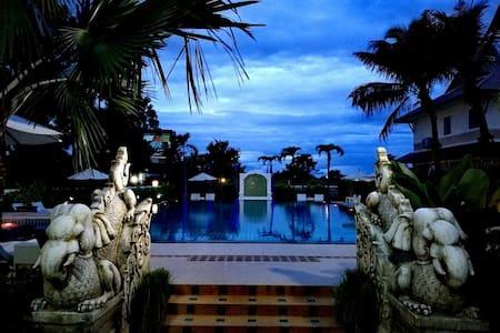 爱清迈泳池度假别墅168/17  ICM Restort - Chiangmai - Villa