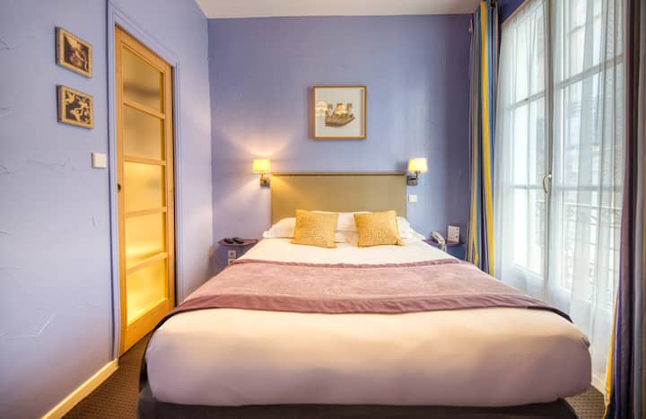 Hôtel Aragon 3* Single Room with Shower -B&B Offer