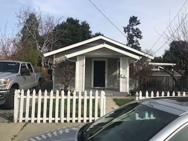 Full size home in heart of Silicon Valley