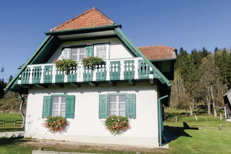 Holiday apartment with 3 bedrooms on 70m² in St. Georgen am Längsee