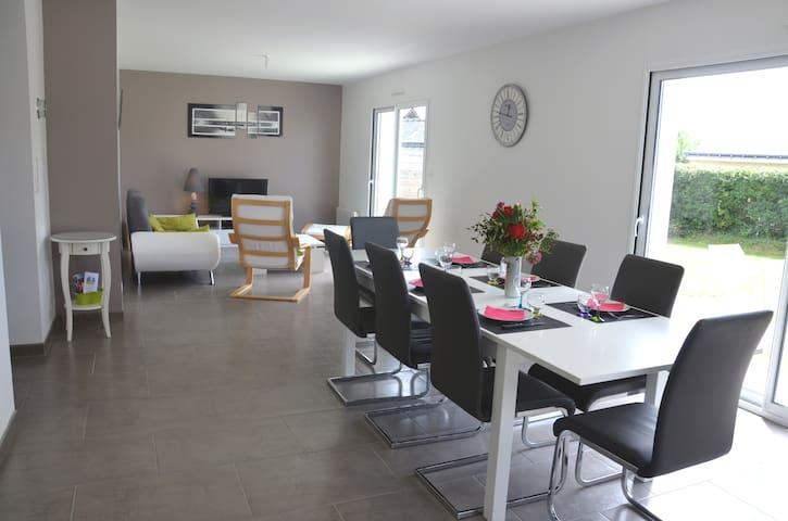 jolie maison sur térrain clos à ERDEVEN - Erdeven - Wohnung
