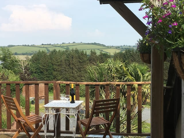 Hideaway near glorious Llansteffan