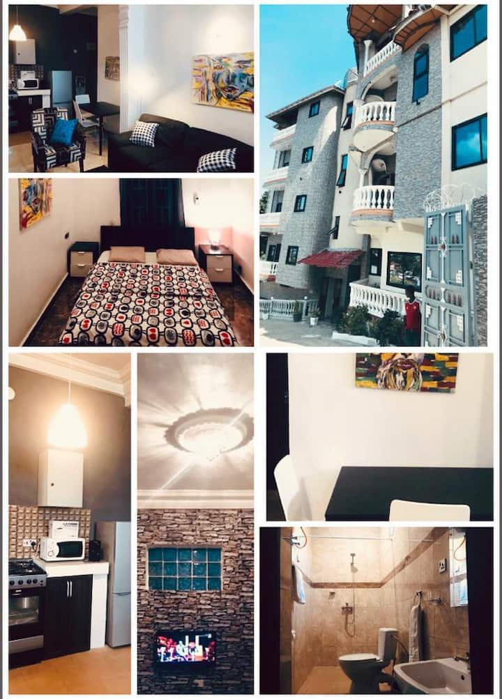 Fully Furnished Studio,1&2beds Short & Long Stay