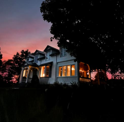 Foxrun Farmhouse - Main House